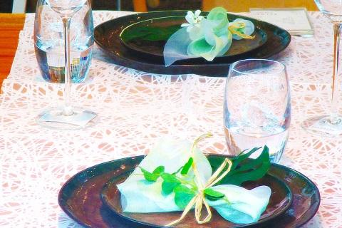 日本料理食卓作法プラン